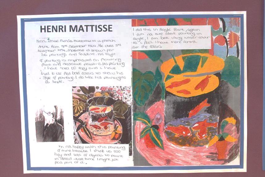H Matisse 2020