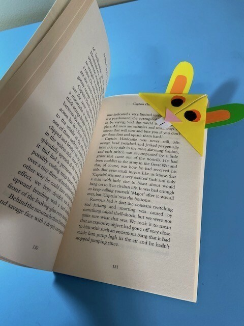 Colin's Easter bookmark2