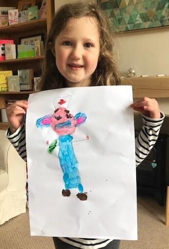 Chloe (Nurse painting)