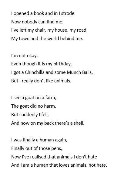 Leon poem