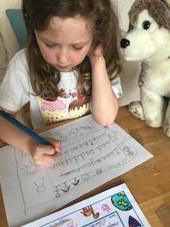 Chloe (Writing)