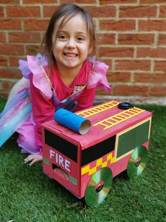Amelia M (Fire engine)