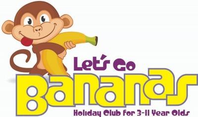 Lets go Bananas Hol Club Logo