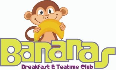 Bananas B fast T Time Logo