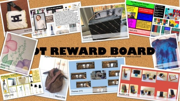 Reward Board 7