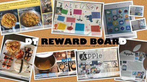 Reward Board 9