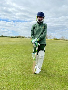 PE Cricketer K