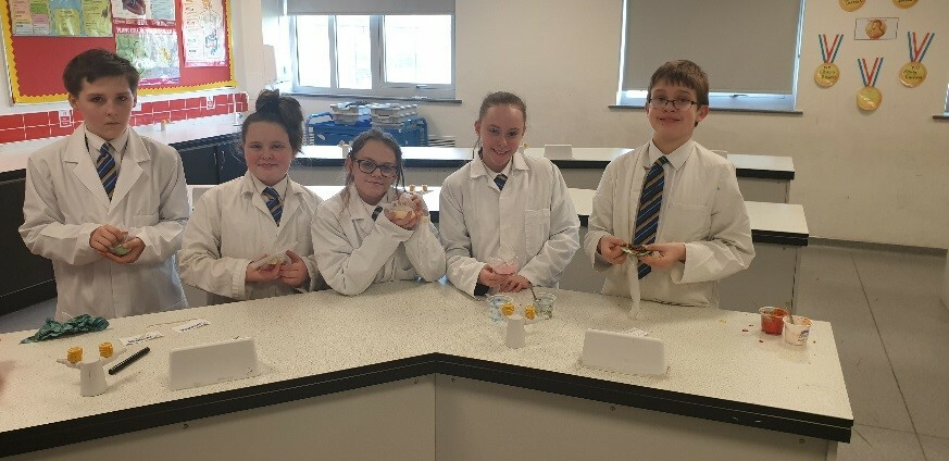 Science club grp